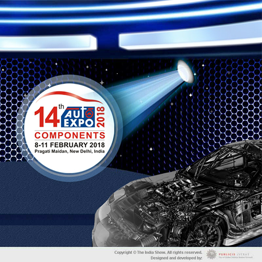 Auto Expo 2014 - Components Show